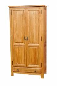 Шкаф комбинированный Марсель 028 ВМФ-6008