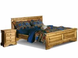 Кровать Викинг 01, 1,6