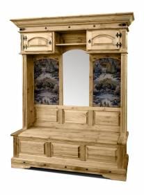 Шкаф комбинированный Викинг 04
