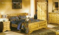 Набор мебели для спальни Викинг