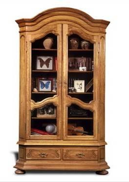 Шкаф для книг ГМ 6136