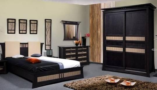 Набор мебели для спальни Киото-80.1 ГМ 5080
