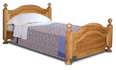 Кровать ГМ 6233-01
