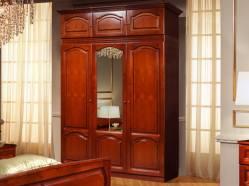Шкаф для платья и белья Купава ГМ 8427-01