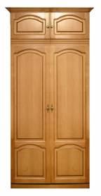 Шкаф для платья и белья Купава ГМ 8422