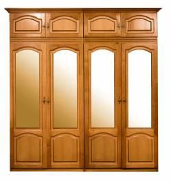 Шкаф для платья и белья Купава ГМ 8422-01