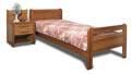 Кровать ГМ 1358, Тумба прикроватная ГМ 1350