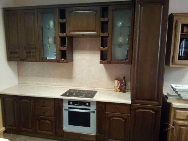 Кухня Явид - из зала
